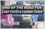 End of road for last Toyota Crown taxis
