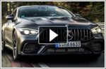 Nurburgring record for Mercedes-AMG GT 63 S