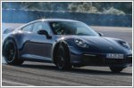 Testing programme for the new Porsche 911