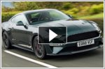 Ford Mustang Bullitt takes on the Isle of Man's Mountain Road