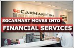 sgCarMart moves into financial services