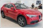 Alfa Romeo Singapore unveils the Stelvio SUV