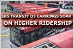 SBS Transit Q3 earnings soar on higher ridership