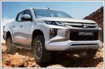 Mitsubishi debuts the new L200 pickup in Thailand