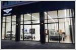 Bentley opens first showroom in Israel