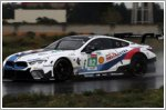Successful first test for Alessandro Zanardi in the BMW M8 GTE