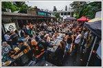 Harley-Davidson celebrates 25th anniversary in Singapore