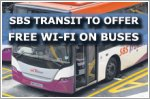 SBS Transit to offer free Wi-Fi on buses plying Bukit Merah area from February