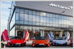 McLaren opens new innovation and production centre