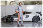 McLaren and Sparco design world's lightest FIA approved race suit