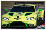Aston Martin Racing shows strong pace in Shanghai