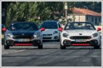 Abarth Day a big hit across Europe