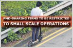 PMD-sharing firms to be restricted to small-scale operations