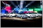 World premiere of the brand new Range Rover Evoque
