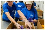 Ford is delivering food, gifts and fun this holiday season