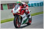 The last 1299 Panigale R Final Edition
