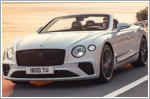 All new Bentley Continental GT Convertible