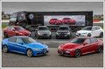 Pirelli and Alfa Romeo hit the track together