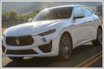 Maserati showcases Levante GTS and Trofeo in LA