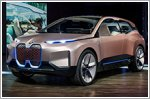 BMW Vision iNEXT makes world premiere in Los Angeles