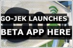 Go-Jek launches beta app in Singapore ahead of entry in early 2019