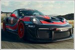 World premiere of the Porsche 911GT2 RS Clubsport