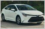 First ever Toyota Corolla Hybrid