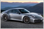The new 2020 Porsche 911 Carrera S and 4S