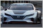 Nissan unleashes the Leaf Nismo race car