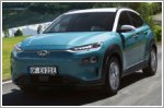 Driving range of Hyundai Kona Electric corrected
