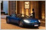 Aston Martin partners with Waldorf Astoria Hotels