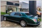Bentley opens new showroom in Budapest