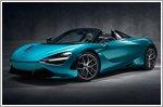 McLaren releases new 720S Spider