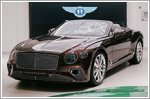 World's oldest Bentley showroom hosts the all new Continental GT Convertible