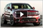 Jeep Grand Cherokee Trackhawk takes on iconic cars in drag race