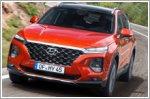 Hyundai Santa Fe achieves five-star Euro NCAP