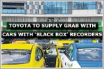 Toyota to supply Grab with hybrid cars fitted with 'black box' recorders