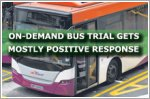 On-demand bus trial gets mostly positive response