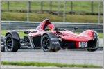 BAC Mono sets fastest production car lap at Sepang International Circuit