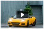 Lotus wishes you a marry Driftmas with the Evora