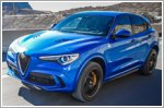 Alfa Romeo Stelvio QV to debut in Singapore