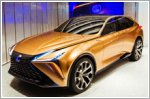 Lexus LF-1 Limitless makes New York City debut