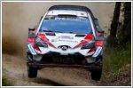 Toyota Gazoo Racing wins rally title in Australia