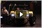 Caterham Cars launches its first brand film