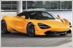 McLaren Brussels commissions three 720S supercars in Bespoke Anniversary Orange