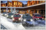 Jeep Winter Experience allows freedom for all seasons