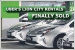 Uber's Lion City Rentals finally sold