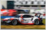 Perfect tests for Porsche at Daytona
