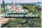Founders' Memorial to get its own stop on new MRT line