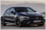 Mercedes-Benz launches new CLA Coupe